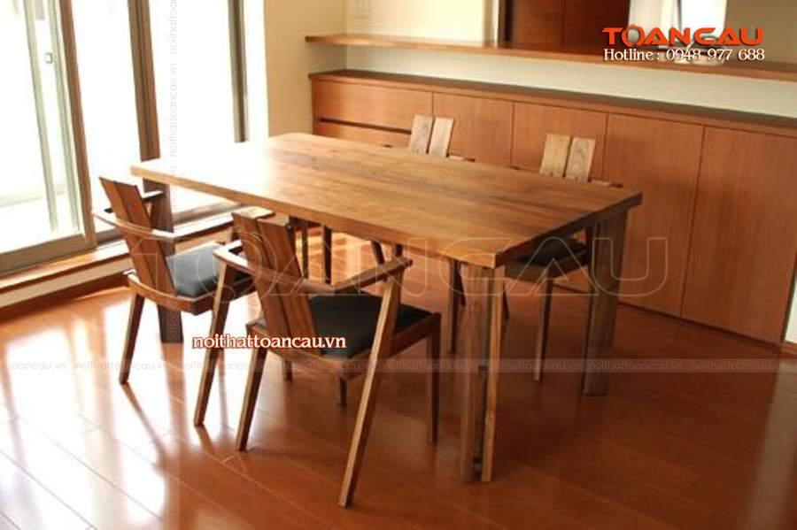 Bộ bàn ghế ăn TC829