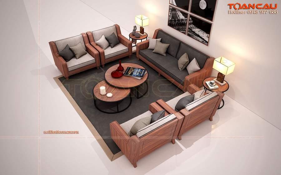 Những mẫu bàn ghế sang trọng