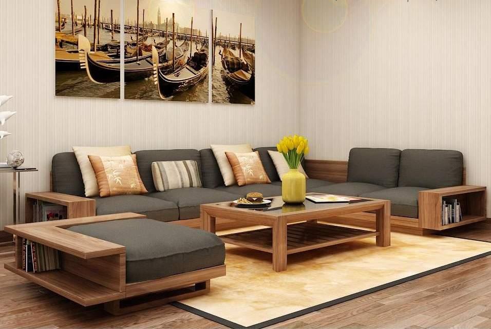Bộ bàn ghế gỗ gụ  TC17133