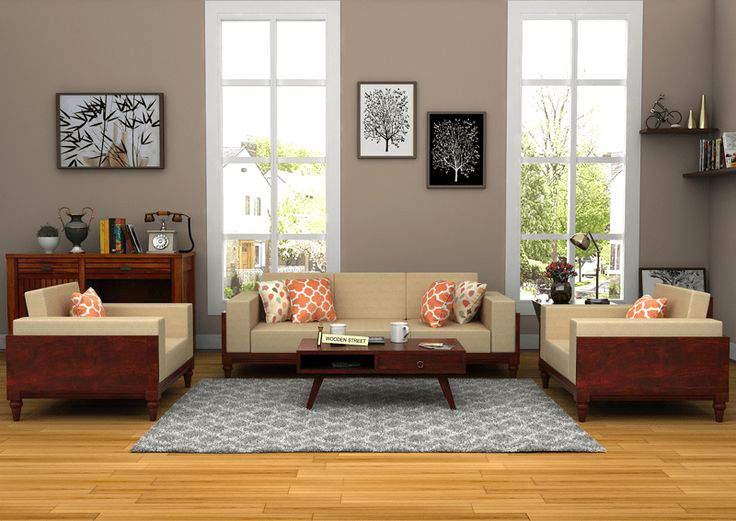 Bàn ghế gỗ hương TC18117