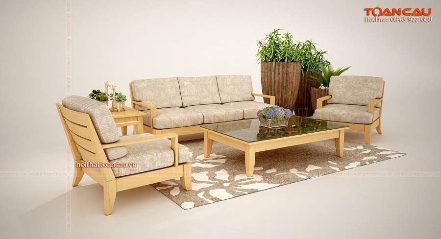 Mẫu bàn ghế gỗ đẹp với thiết kế độc đáo