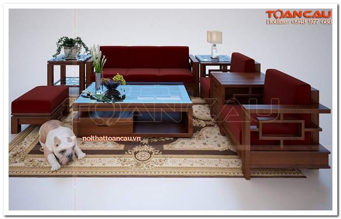 các mẫu bàn ghế phòng khách
