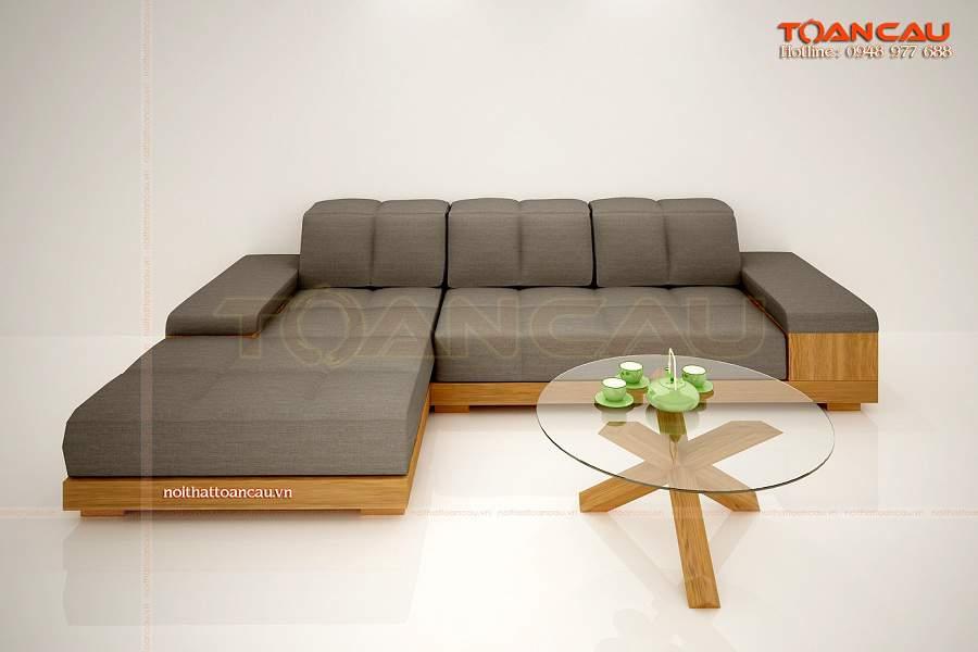 Mẫu bàn ghế gỗ tự nhiên đẹp đơn giản