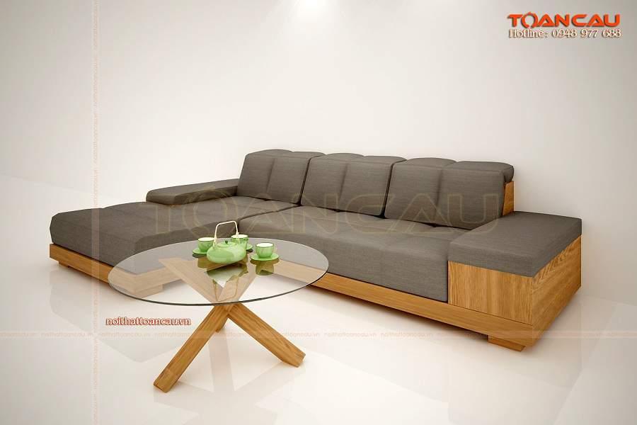 Mẫu bàn ghế phòng khách đơn giản
