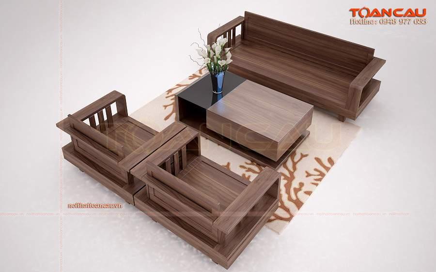 Bàn ghế phòng khách - TC158