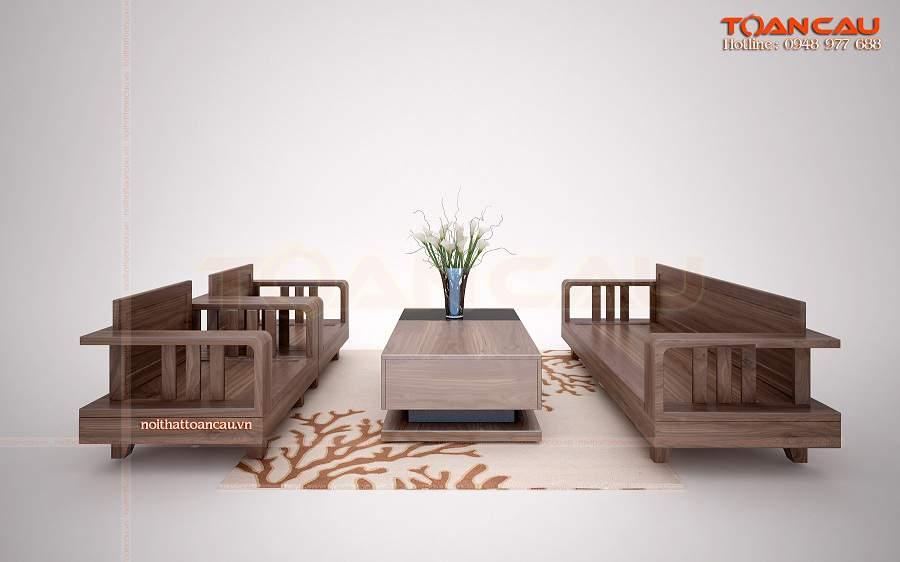 Mẫu bàn ghế sofa phòng khách  - TC158