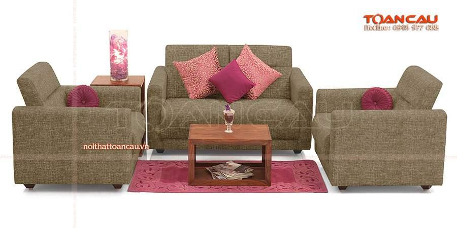 Bàn ghế gỗ phòng khách giá dưới 5 triệu phù hợp với mọi nhà