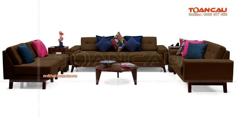 Bàn ghế gỗ phòng khách giá dưới 5 triệu