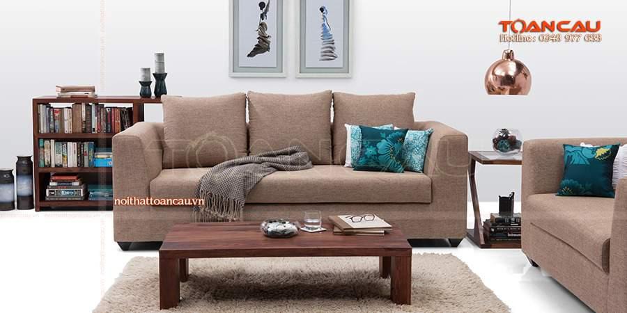 Bàn ghế gỗ phòng khách giá dưới 5 triệu đẹp
