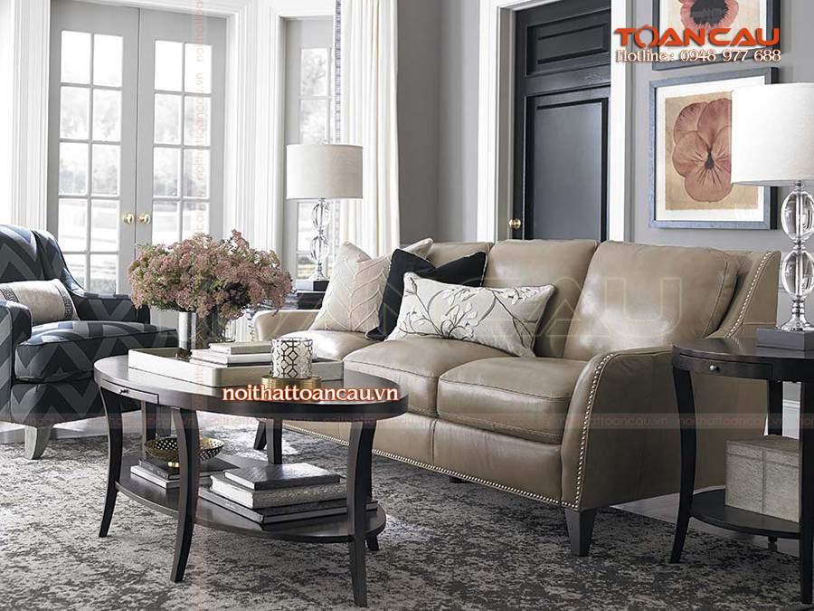 Bàn ghế gỗ phòng khách dưới 10 triệu cho nhà đẹp tinh tế