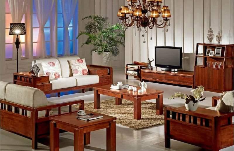 Mẫu bàn ghế gỗ trắc – TC17128