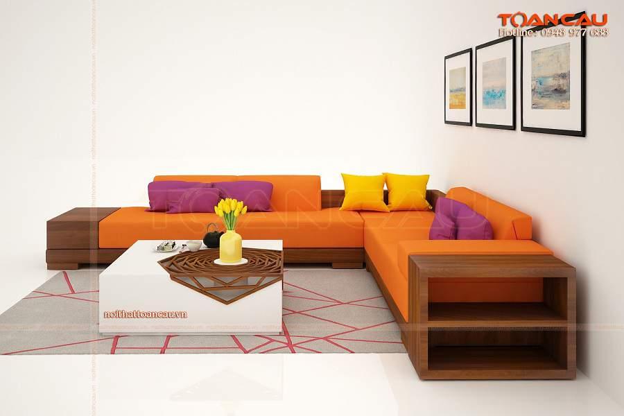 Bàn ghế phòng khách - TC154