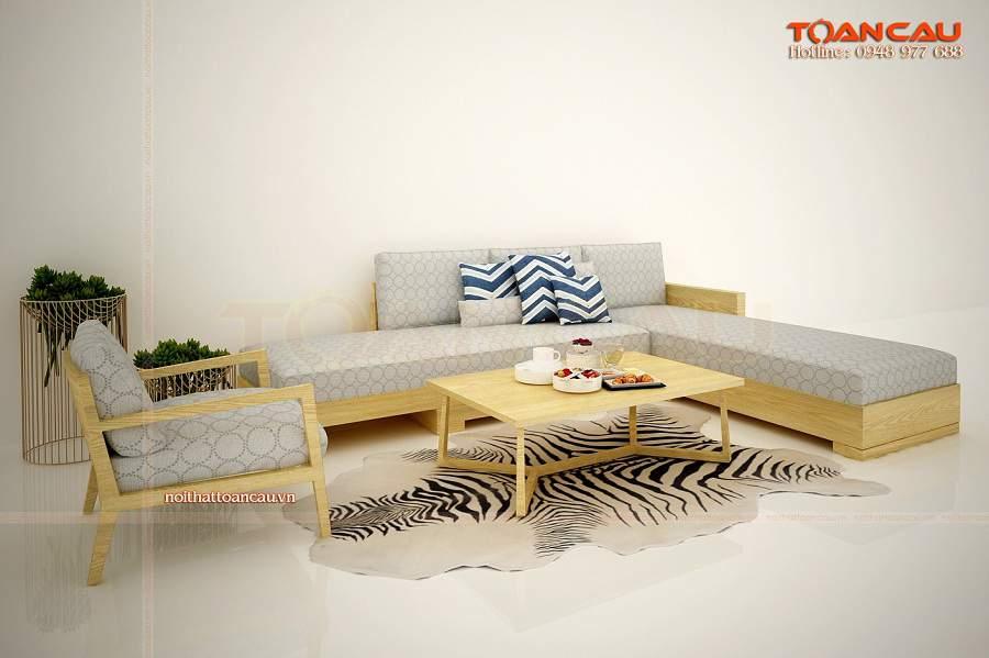 Bàn ghế phòng khách - TC155