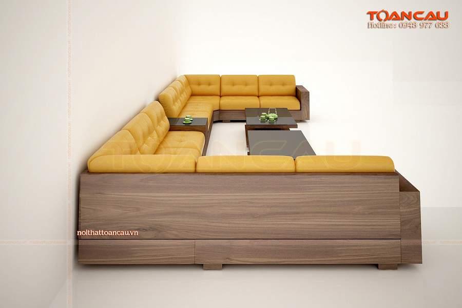 Bàn ghế phòng khách - TC150
