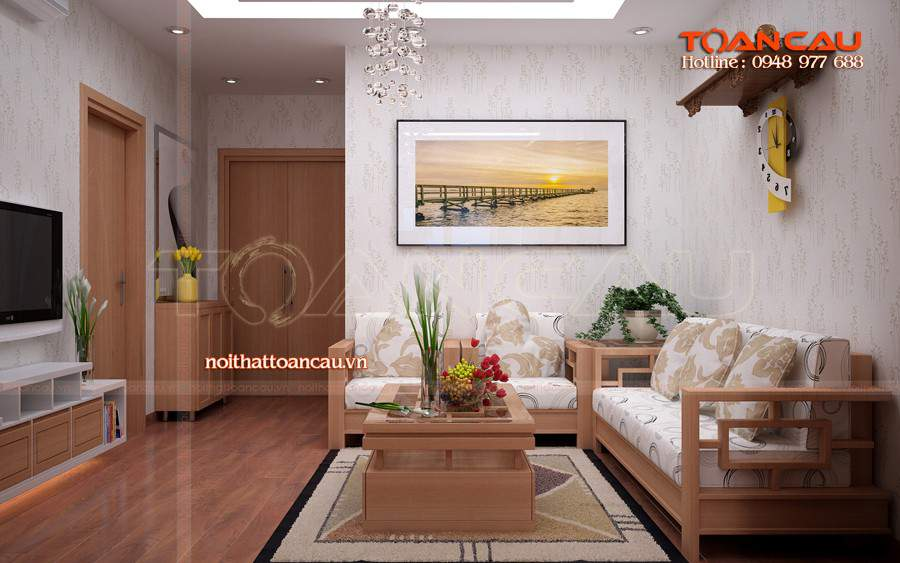 Mua bàn ghế Sofa gỗ ở đâu tốt nhất tại Hà Nội? bàn ghế cung cấp với giá tốt nhất tại nội thất Toàn Cầu