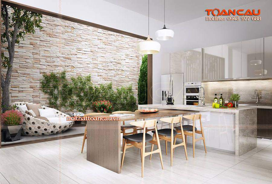Thiết kế phòng khách sinh hoạt chung, ấn tượng nhất đảm bảo các gia đình ưng ý nhất
