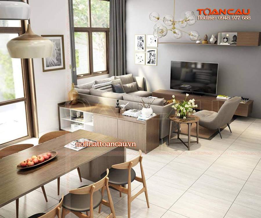 Thiết kế phòng khách sinh hoạt chung, ấn tượng nhất, đảm bảo chất lượng tốt nhất.
