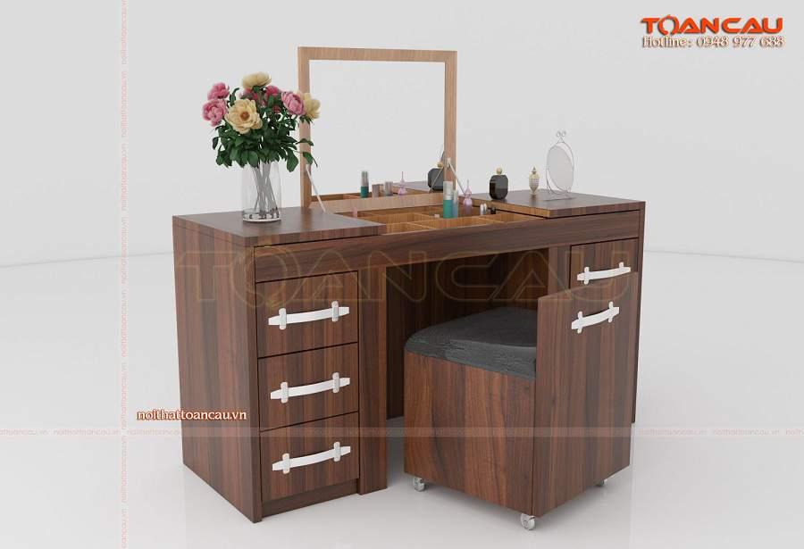 Các mẫu bàn trang điểm bằng gỗ đẹp nhất, các mẫu bàn trang điểm bằng gỗ đẹp rẻ