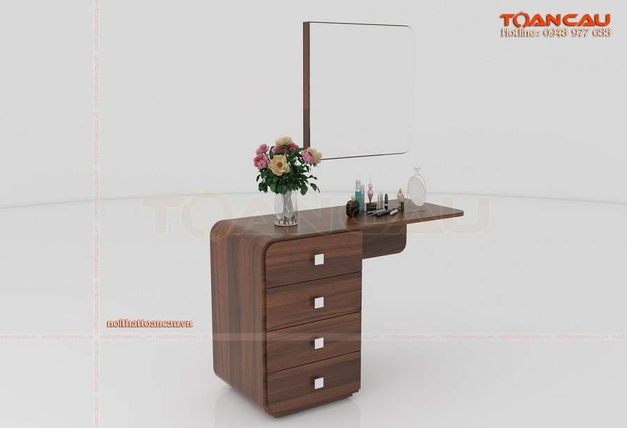 Các mẫu bàn trang điểm bằng gỗ đẹp nhất hiện nay