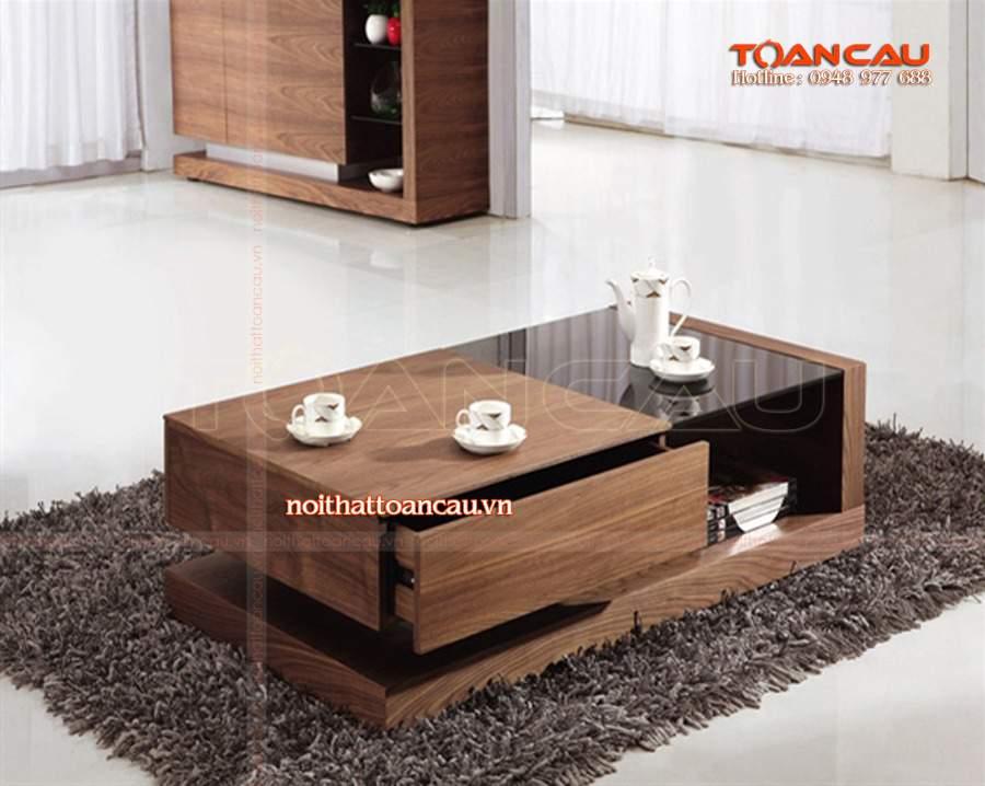 Mẫu bàn trà sofa nhập khẩu đẹp