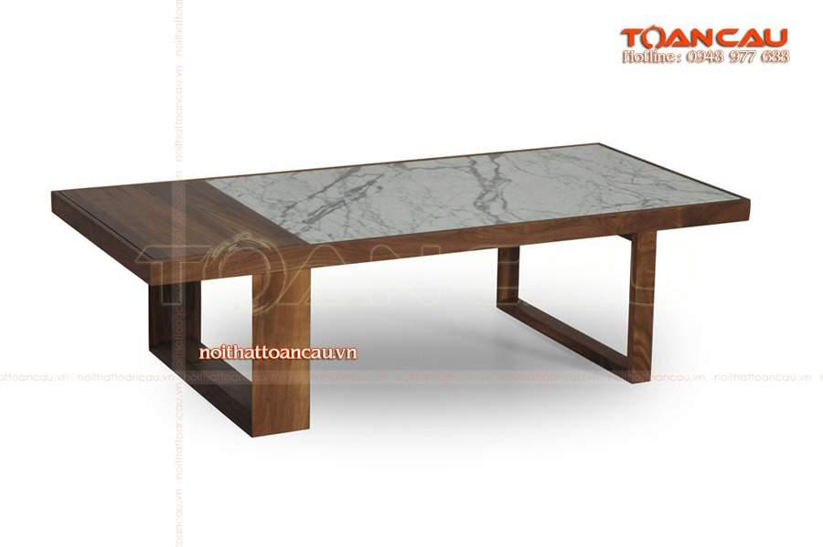 Bàn trà gỗ giá rẻ bán tại Công ty nội thất Toàn Cầu, chất lượng tốt nhất