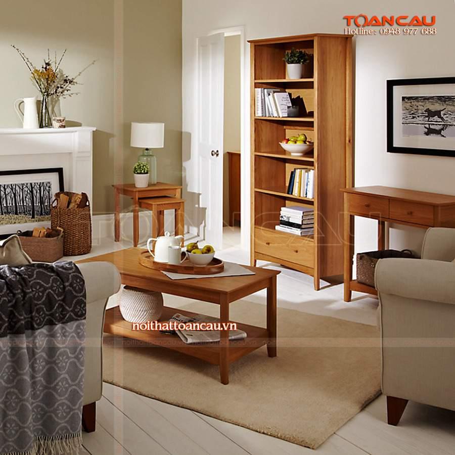 Phân phối bàn trà phòng khách kiểu Sofa gỗ tốt nhất.