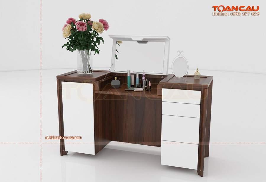 các mẫu bàn trang điểm bằng gỗ đẹp nhất có phải bạn quan tấm