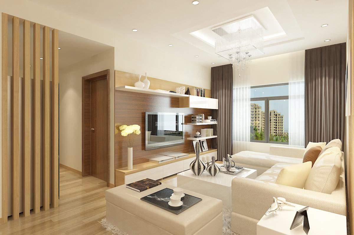 Thiết kế cần phù hợp với căn hộ