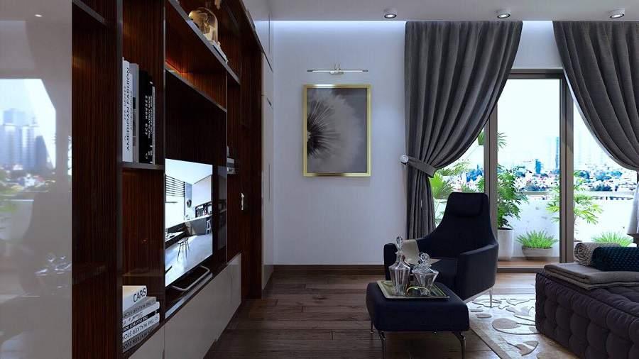 Bí kíp trang trí phòng khách đẹp