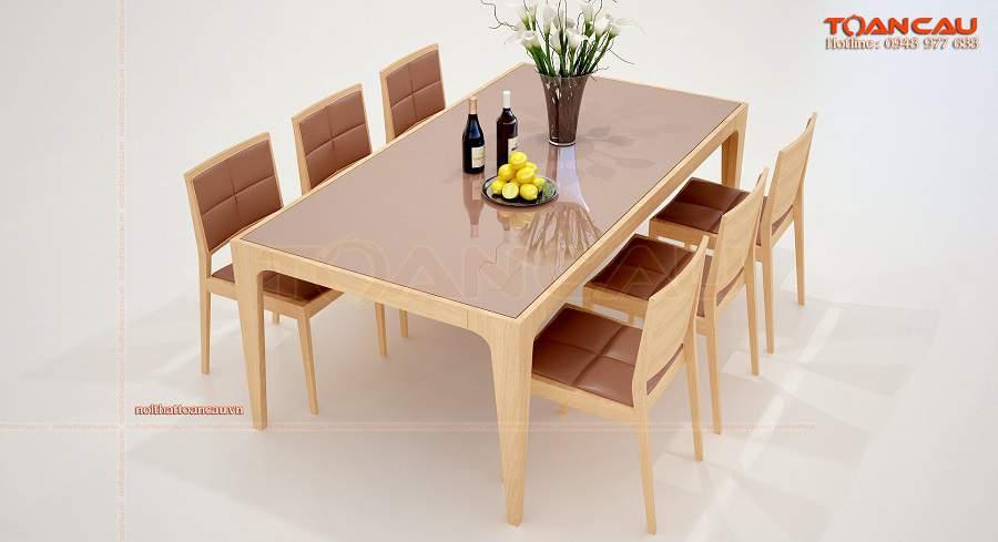 bàn ghế ăn hiện đại như ý