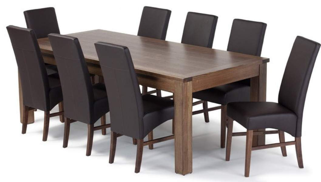 Mẫu bộ bàn ăn 8 ghế - TC14105