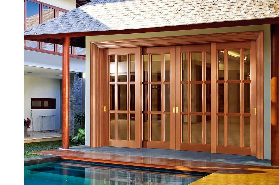 Những mẫu cửa đẹp hiện đại