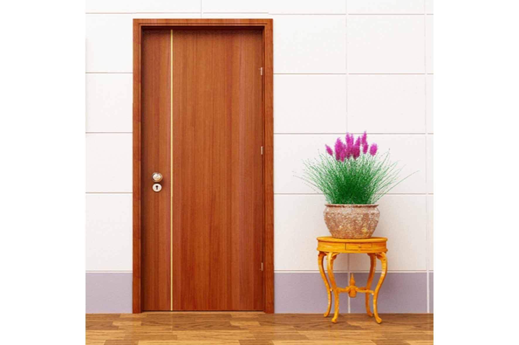 Các mẫu cửa gỗ đẹp hiện đại