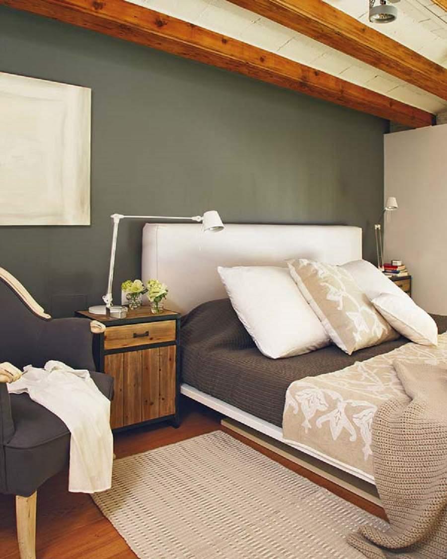 Các mẫu nhà 2 tầng đơn giản giá rẻ cho căn phòng ngủ nhỏ