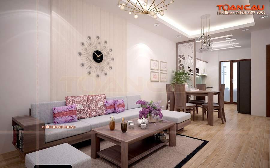 Giá bộ bàn ghế gỗ phòng khách, giá bộ bàn ghế phòng khách đang SALE