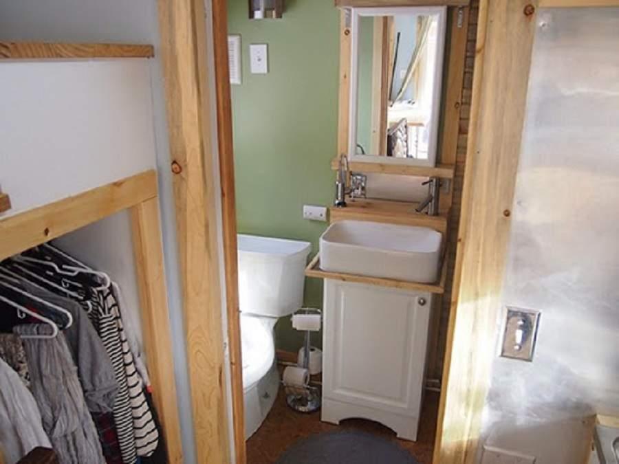 Nên có cách bài trí nhà vệ sinh hợp lý