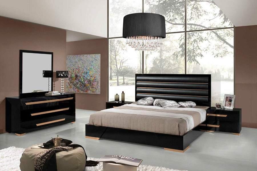 Cách hóa giải gương chiếu vào giường ngủ