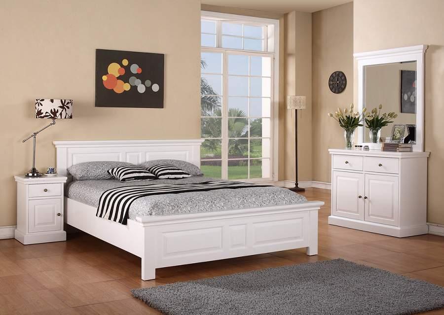 Cách kê giường trong phòng ngủ theo phong thủy
