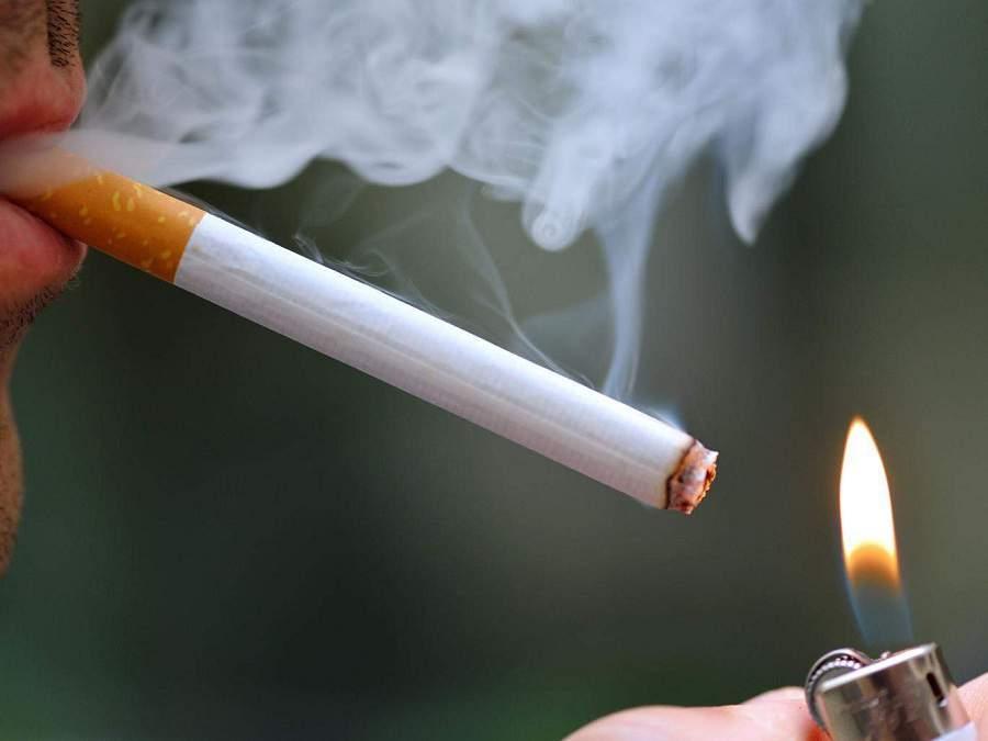 Mùi hôi do thuốc lá