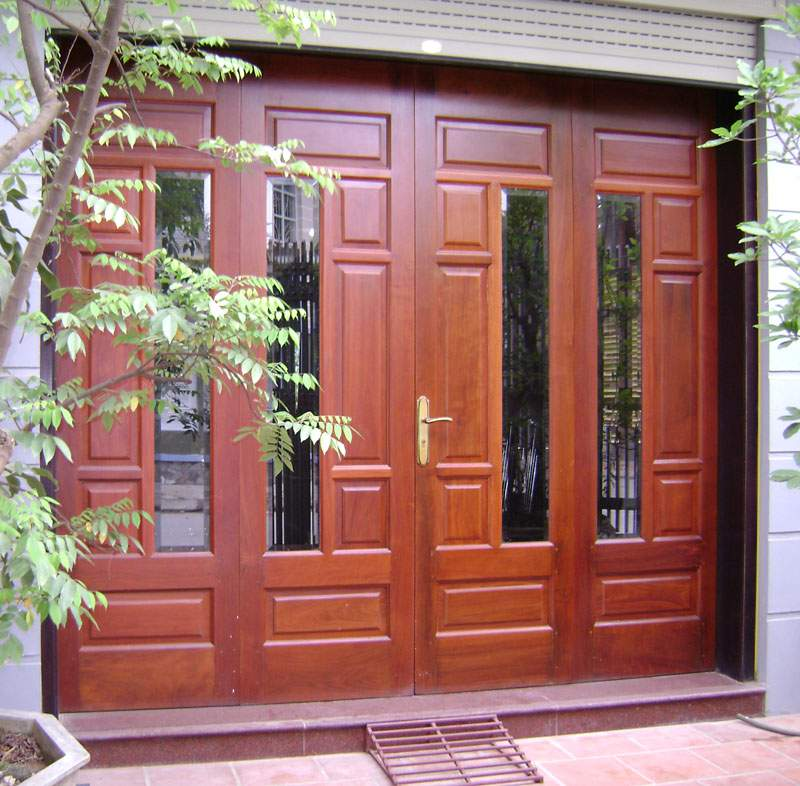 Nội thất gỗ hương được người dùng ưa chuộng
