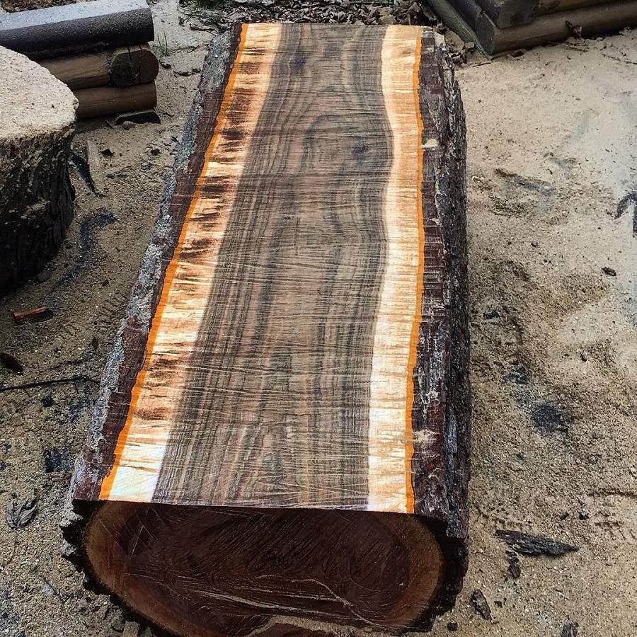 Cách nhận biết gỗ óc chó đơn giản