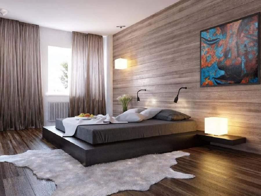Cách trang trí phòng ngủ không có giường sang chảnh