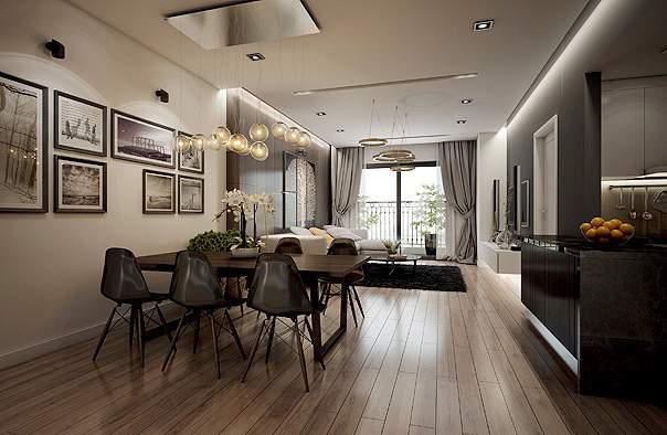 Chọn đồ nội thất có kích thước phù hợp