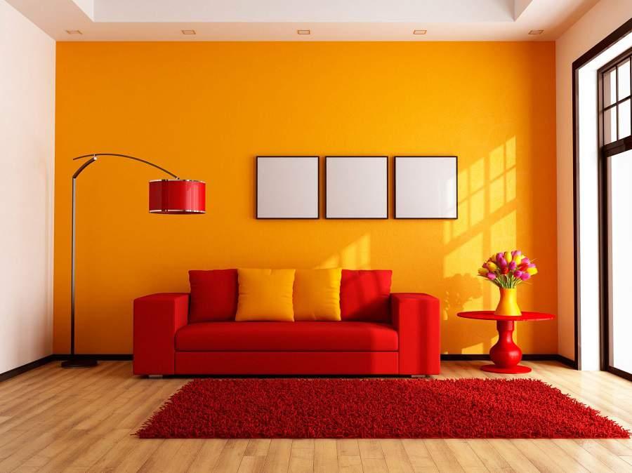 Chọn màu sơn nhà cho người mệnh hỏa đúng phong thủy