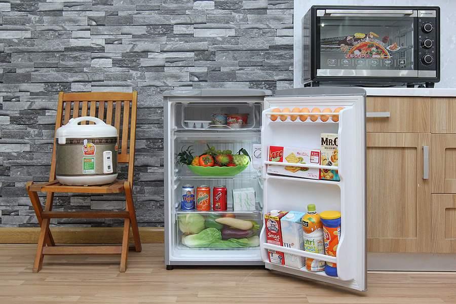Có nên để tủ lạnh trong phòng ngủ không?