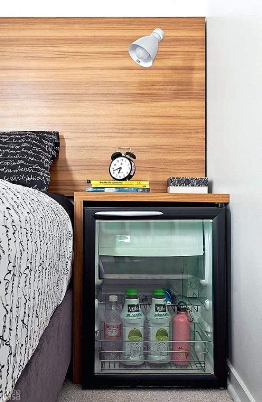 Có nên để tủ lạnh trong phòng ngủ không? được nhiều người quan tâm