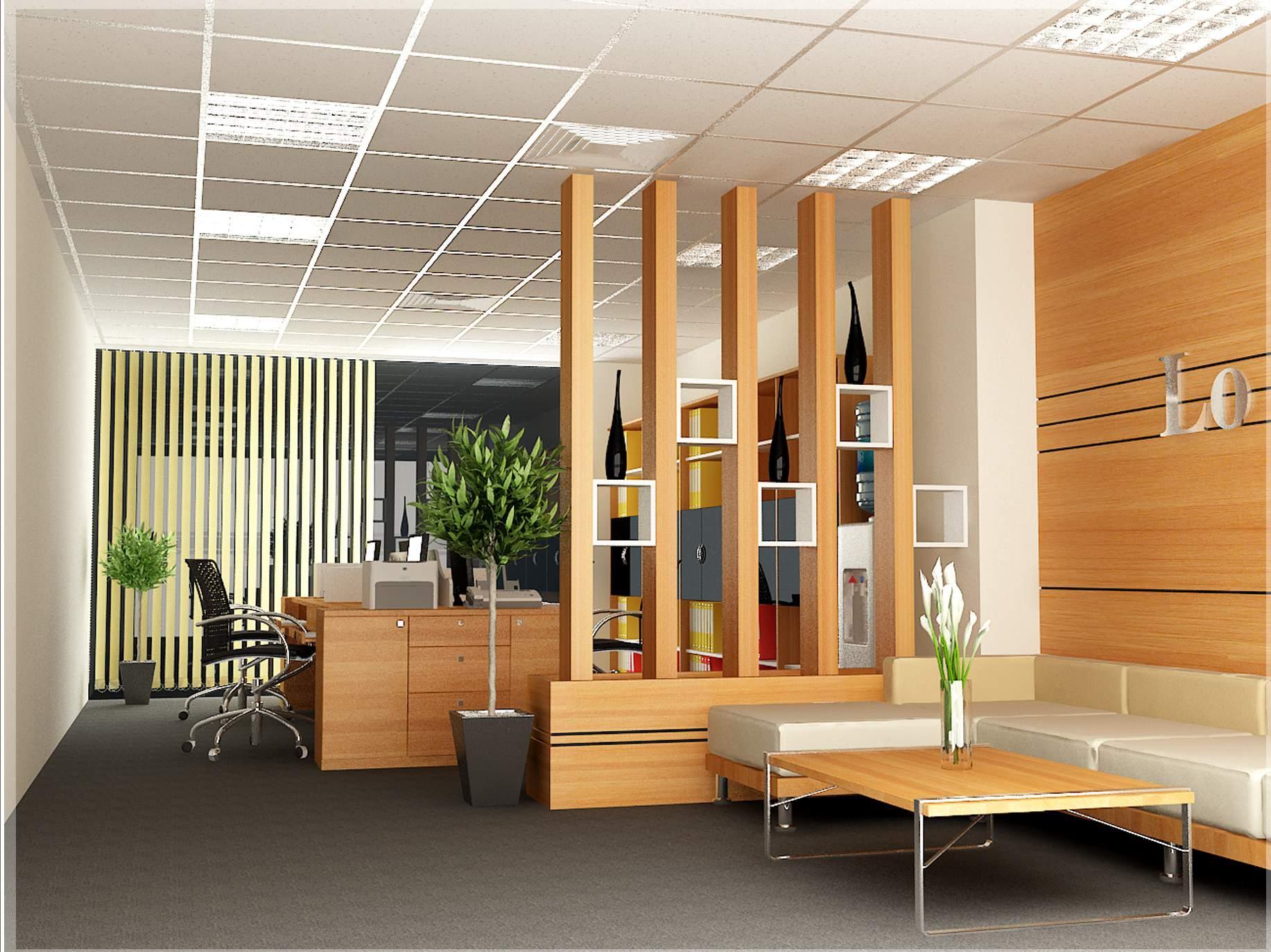 Công ty thiết kế nội thất chuyên nghiệp với thiết kế phòng khách sang trọng