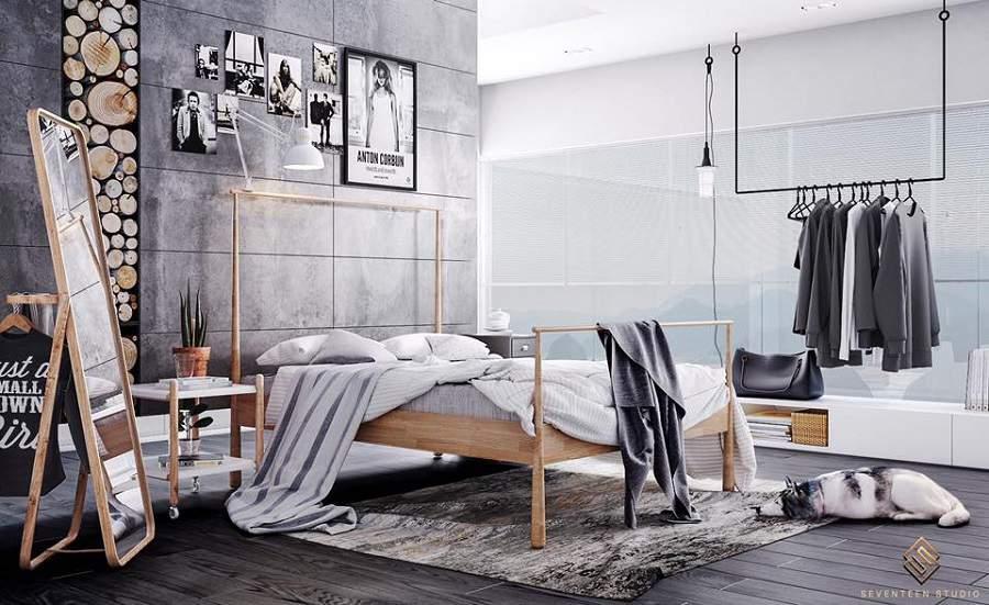 công ty thiết kế nội thất, các công ty thiết kế nội thất giá tốt cho phòng ngủ đẹp