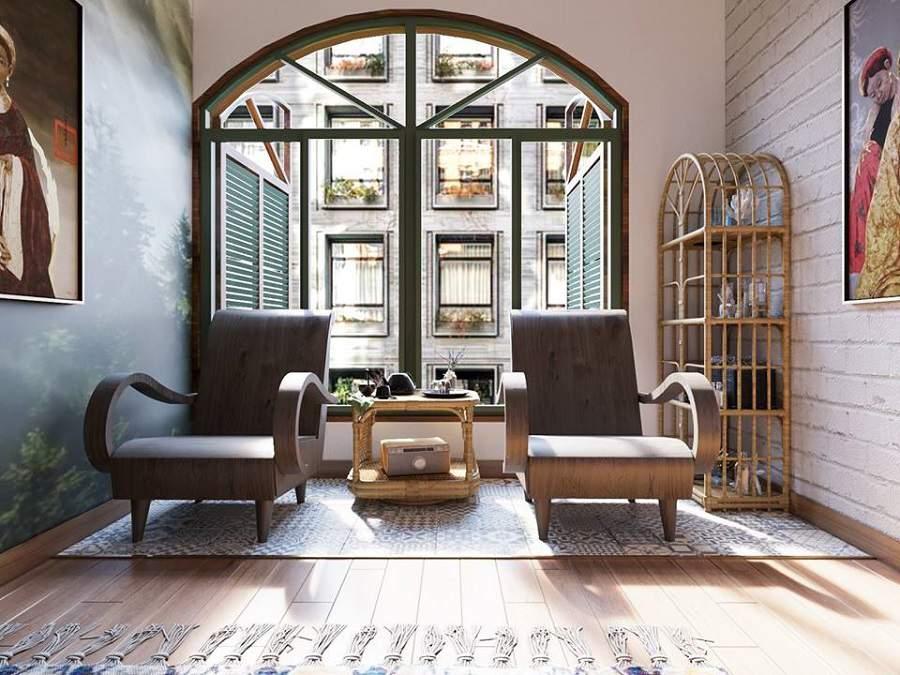 công ty thiết kế nội thất cho không gian tươi mới