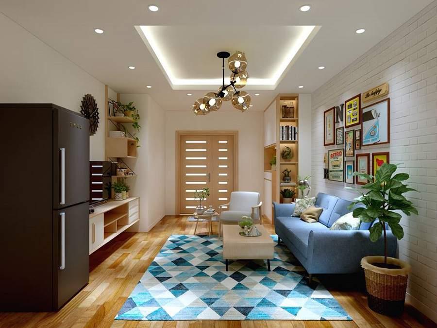 công ty thiết kế nội thất cho nhà hẹp